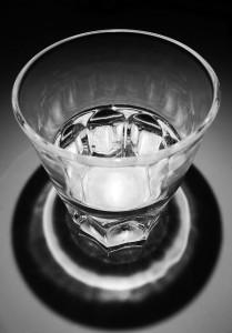 Água potável.