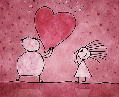 Resultado de imagem para amor não se pede