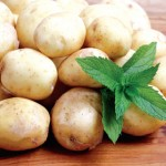 sonhar com batata