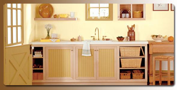 ideias decoracao kitnet:Na cozinha podemos decorar com vasilhas de temperos de vidros ou