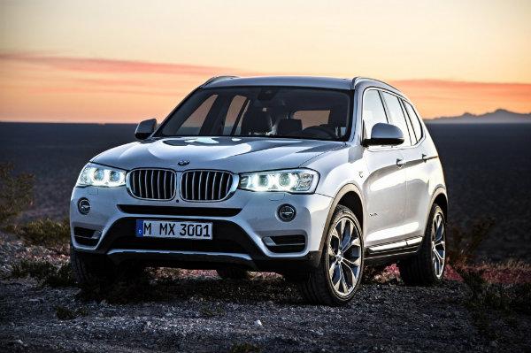BMW X 3 (Foto:Reprodução) Créditos de imagem:http://www.greencarreports.com/