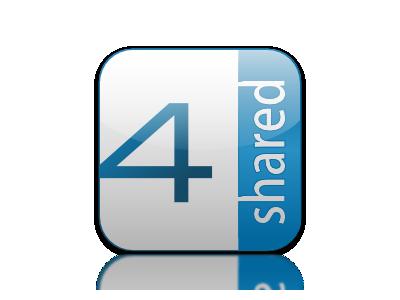 Logo do 4Shared