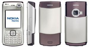 Um dos modelos anti grampo da Nokia