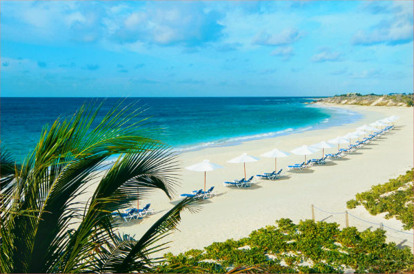Anguilla possui 33 ilhas.