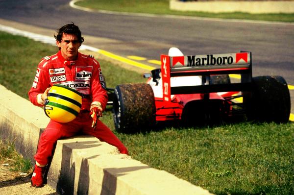 Ayrton Senna foi um dos maiores nomes da Fórmula 1