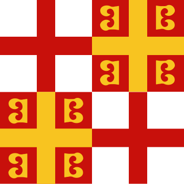 Bandeira do Império Bizantino