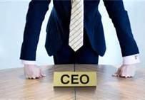 CEO é um importante cargo na empresa.