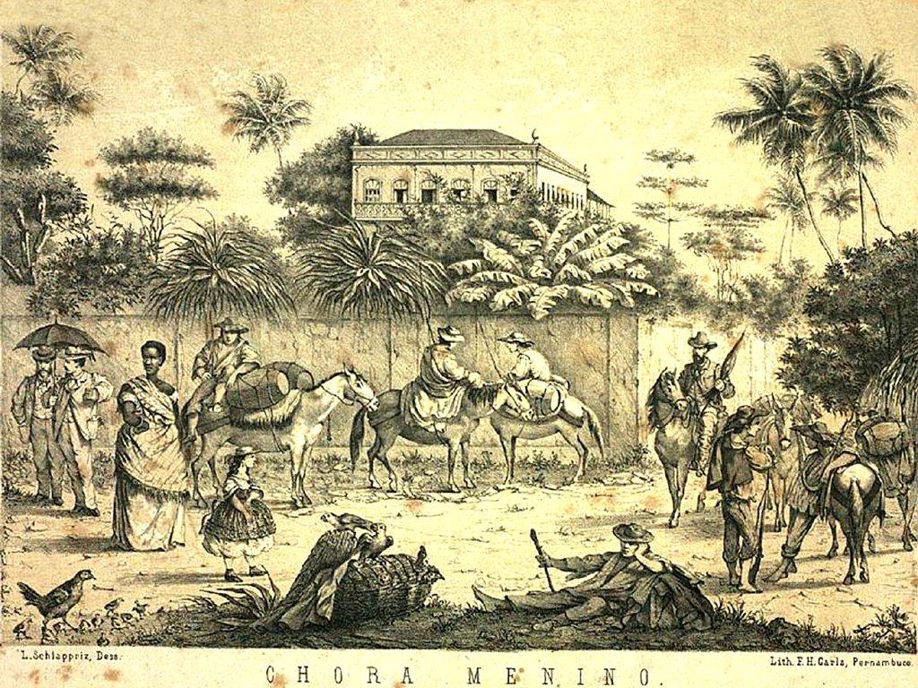 Representação de trecho de Salvador