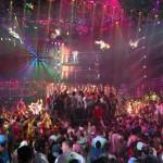 Cancun festa noturna