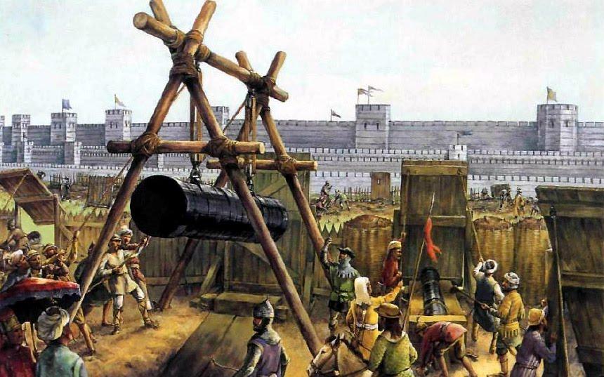 Canhão otomano