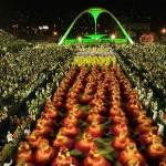 Carnaval rio sambodromo