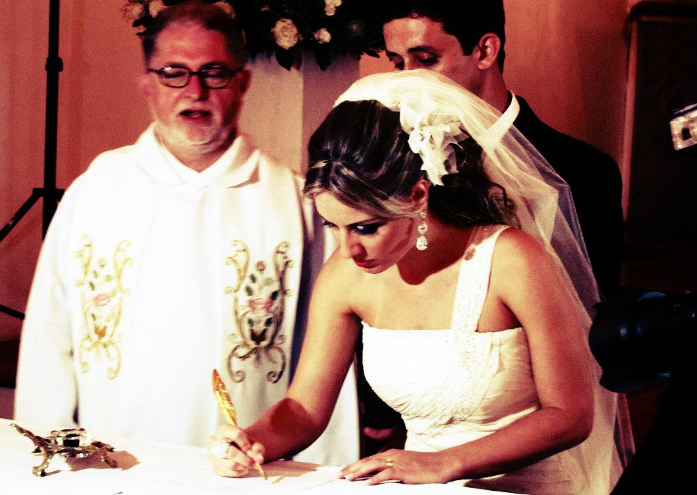 O Casamento Religioso com efeito Civil pode ser feito por padres, pastores e rabinos
