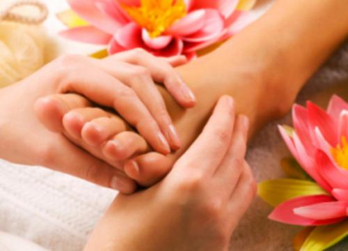 Massagem e Cuidados com os pés