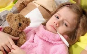 Doenças mais comuns quando crianças.