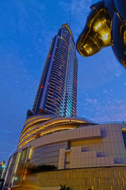 As construções mais luxuosas do mundo.