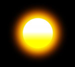 Uma boa alternativa de energia limpa. Os raios solares.