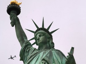 Um dos lugares mais conhecidos e visitados dos Estados Unidos