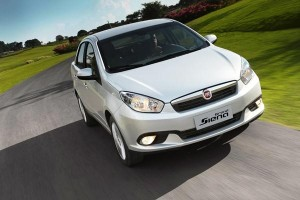 Fiat Grand Siena Preço e Fotos
