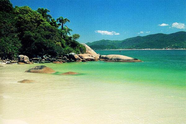 Um paraíso do sul do país.