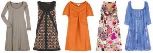 Fotos de vestidos de gestante evangélica