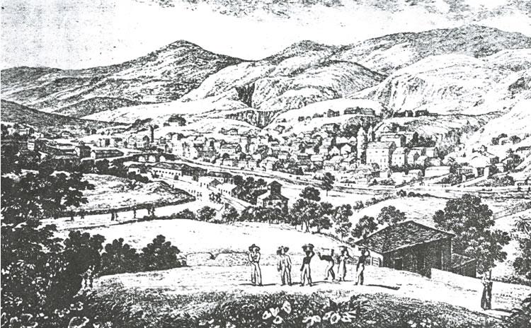 Região de jazidas (foto: reprodução)