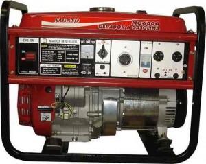 Gerador de Energia Diesel 6000 Watts Nagano ND7000E3D Elétrica - R$ 3.438,05