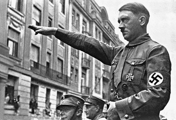 Hitler - O mais importante líder militar da Segunda Guerra Mundial