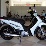Honda Biz 2013 Branca