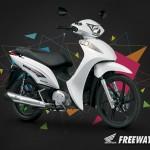 Honda Biz 2013 Branca imagem promocional
