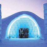 Ice Hotel entrada