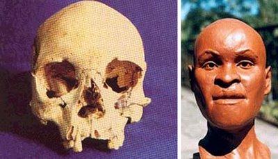Luzia - o fóssil mais antigo das Américas