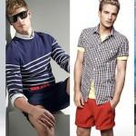 Moda masculina 2013 shorts