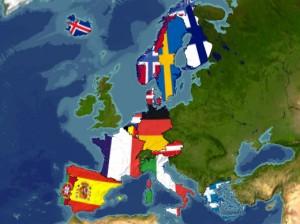 Países do Acordo Schengen