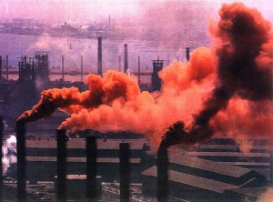 Problemas causados pela poluição atmosférica e as principais iniciativas para conter esse grande desastre.