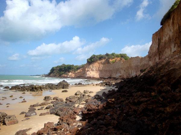 Praia do Cotovelo - Natal (Foto:Reprodução) Créditos de imagem: http://www.pinterest.com/