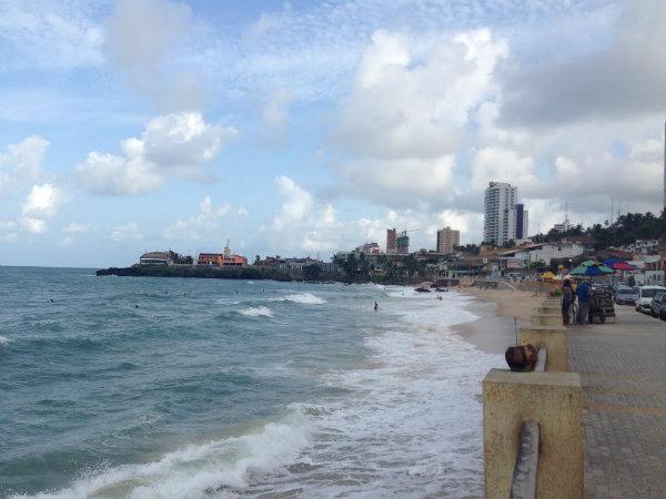 Praia do Meio - Natal (Foto:Reprodução) Créditos de imagem: http://www.panoramio.com/