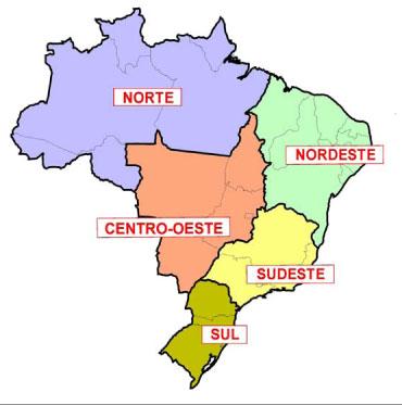 Quais características geográficas do Brasil?