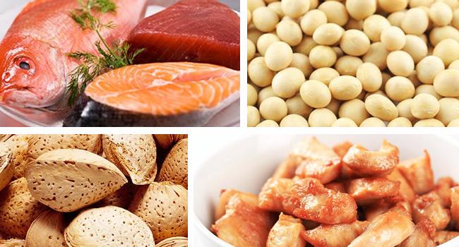 Quais os alimentos que ajudam na definiçao muscular ?