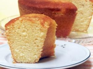 Receita bolo de Queijo