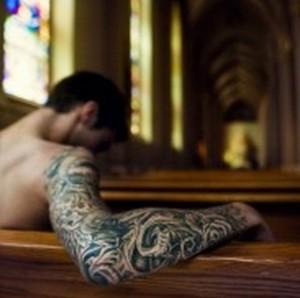 Alterações corporais e religião.