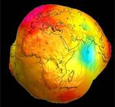 Terra Geoide