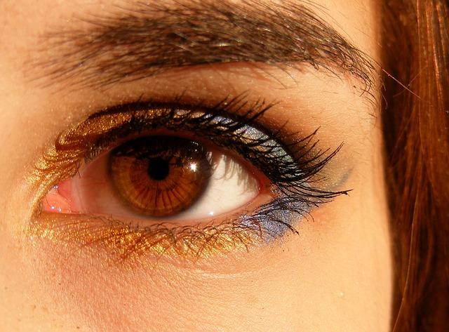 Tipos de inflamação nos Olhos.