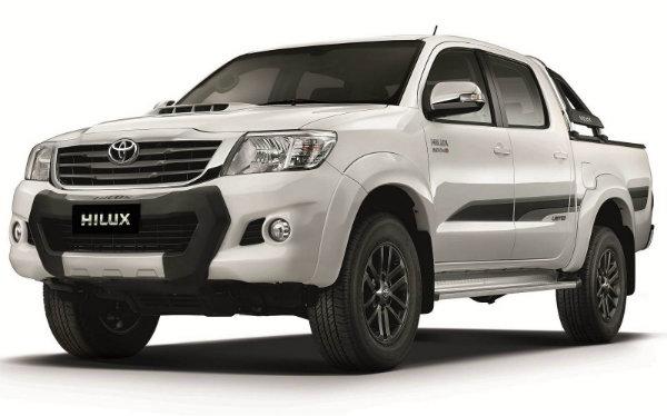 Toyota Hilux 2015 Limited. (Foto:Reprodução) Créditos de imagem: http://www.car.blog.br/