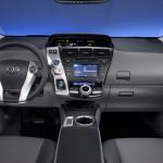 Toyota prius painel