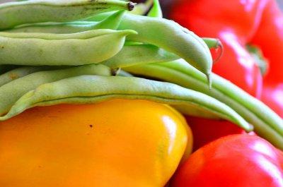 Sonhar com Verduras
