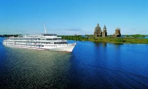 Rio Volga.