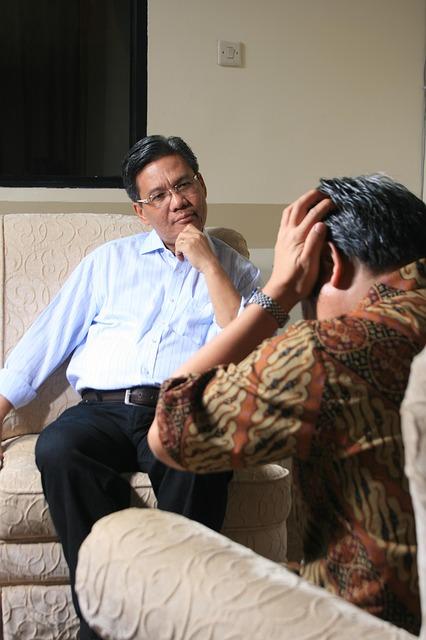 O aconselhamento médico é extremamente importante a um paciente que não consegue ter autocontrole.