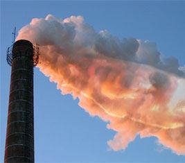 Os agentes poluentes são os principais causadores do desequilíbrio ambiental.