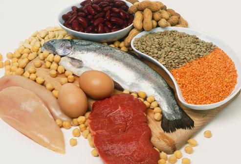 Alimentos ricos em proteínas (Foto: Divulgação)