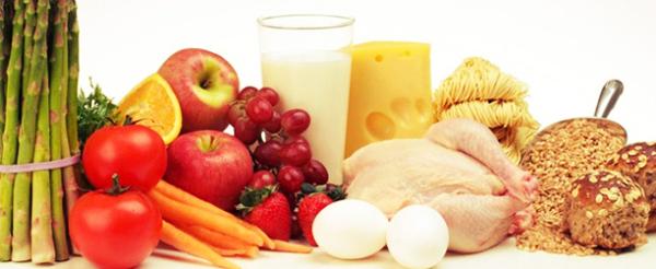 A alimentação é parte principal na definição dos músculos
